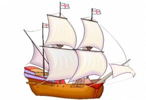 Kostenlose Ausmalbilder Piratenschiff