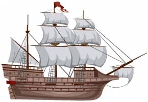 Piratenschiff Ausmalbilder Kostenlos Ausdrucken