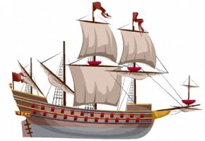 Piratenschiff Malvorlagen Kostenlos Ausdrucken